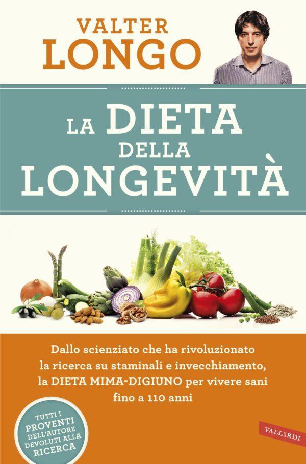 Recensione di La Dieta della Longevità – Valter Longo