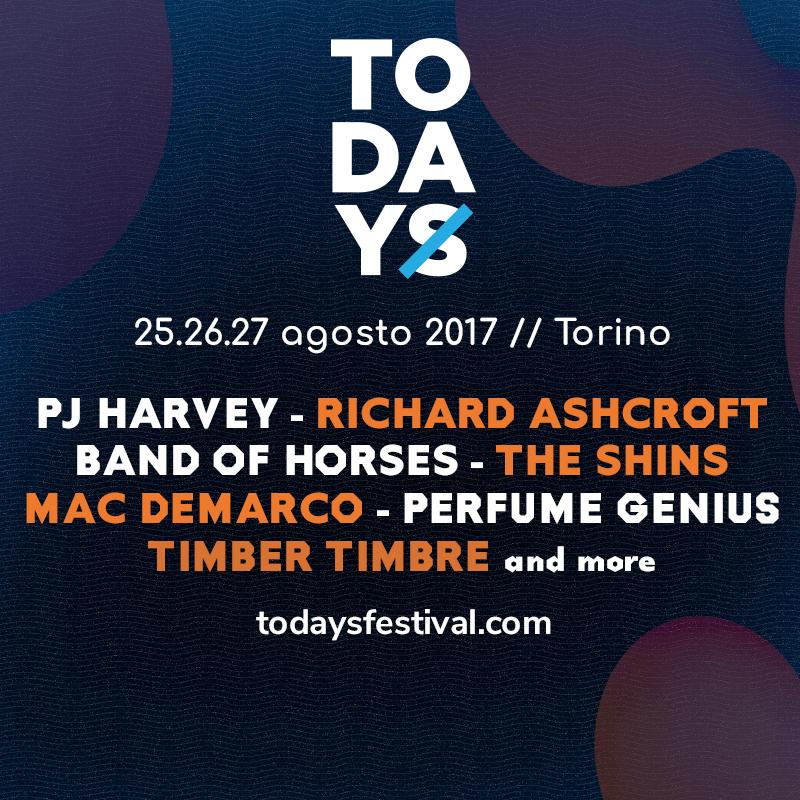 Todays Festival – Edizione 2017