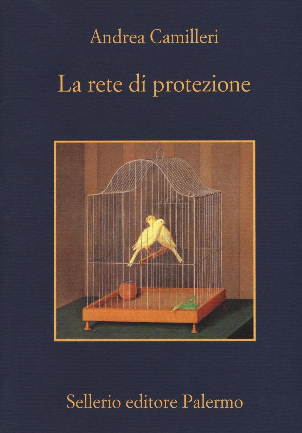 Recensione di La Rete Di Protezione – Andrea Camilleri