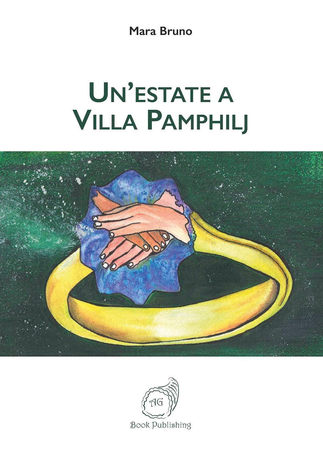 Recensione di Un'Estate A Villa Pamphilj – Mara Bruno