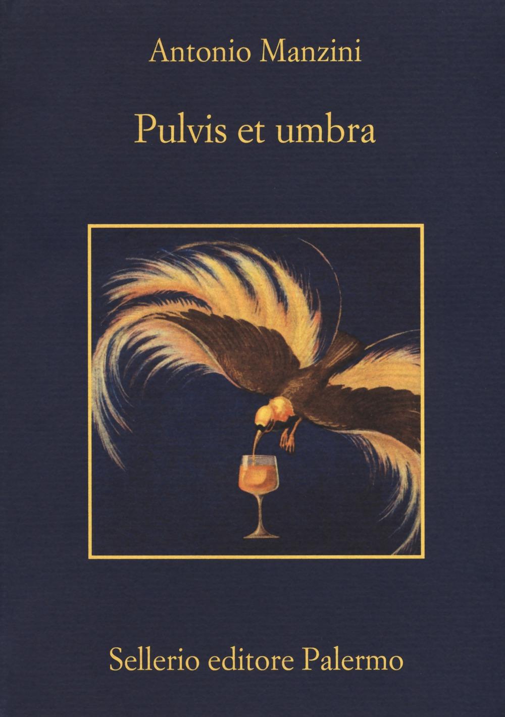 Recensione di Pulvis Et Umbra – Antonio Manzini