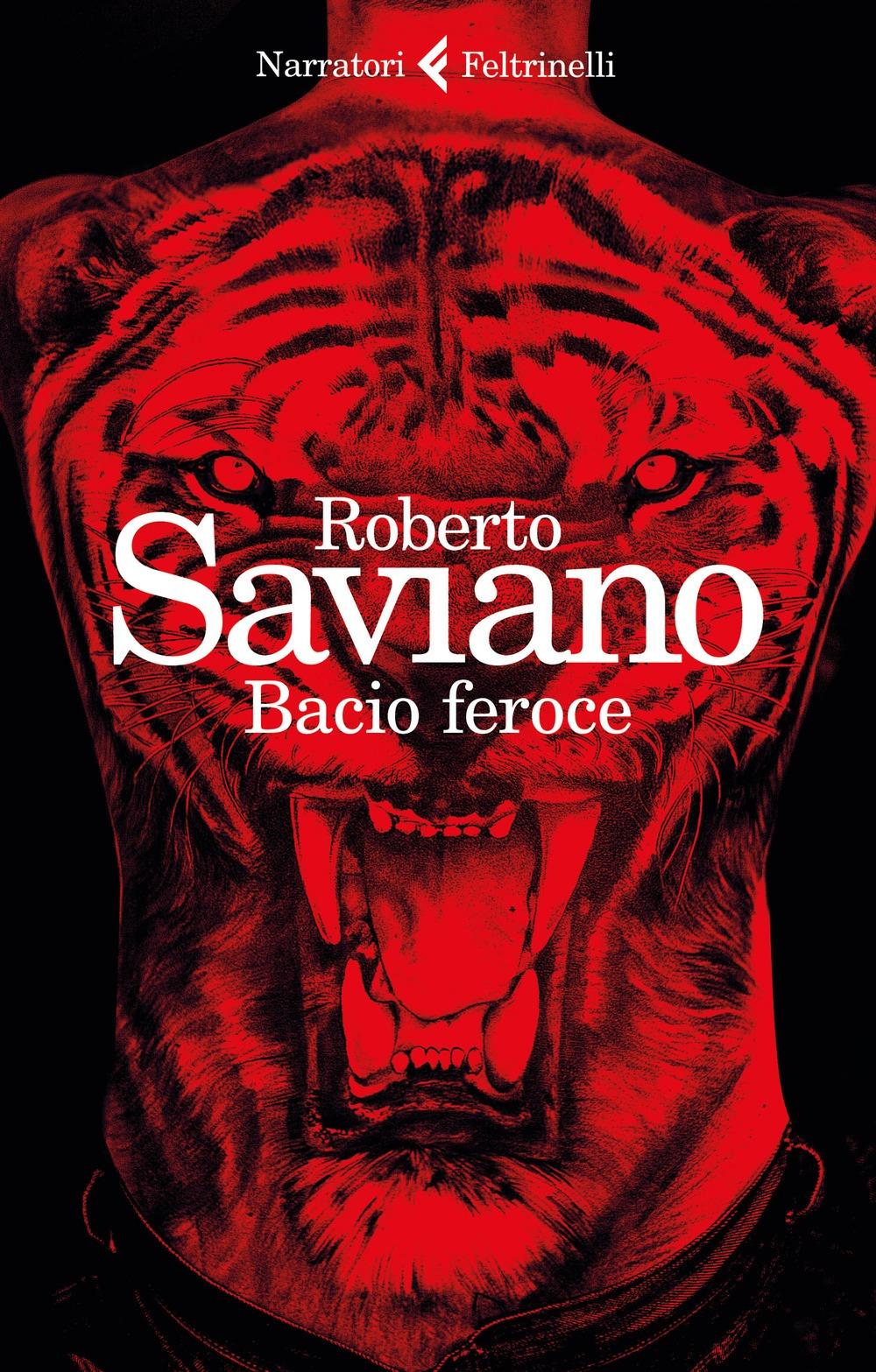 Recensione di Bacio Feroce – Roberto Saviano