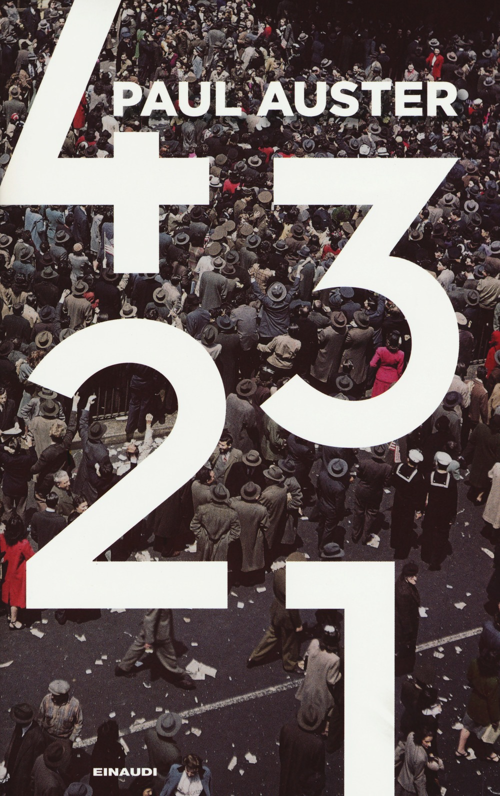 Recensione di 4 3 2 1 – Paul Auster