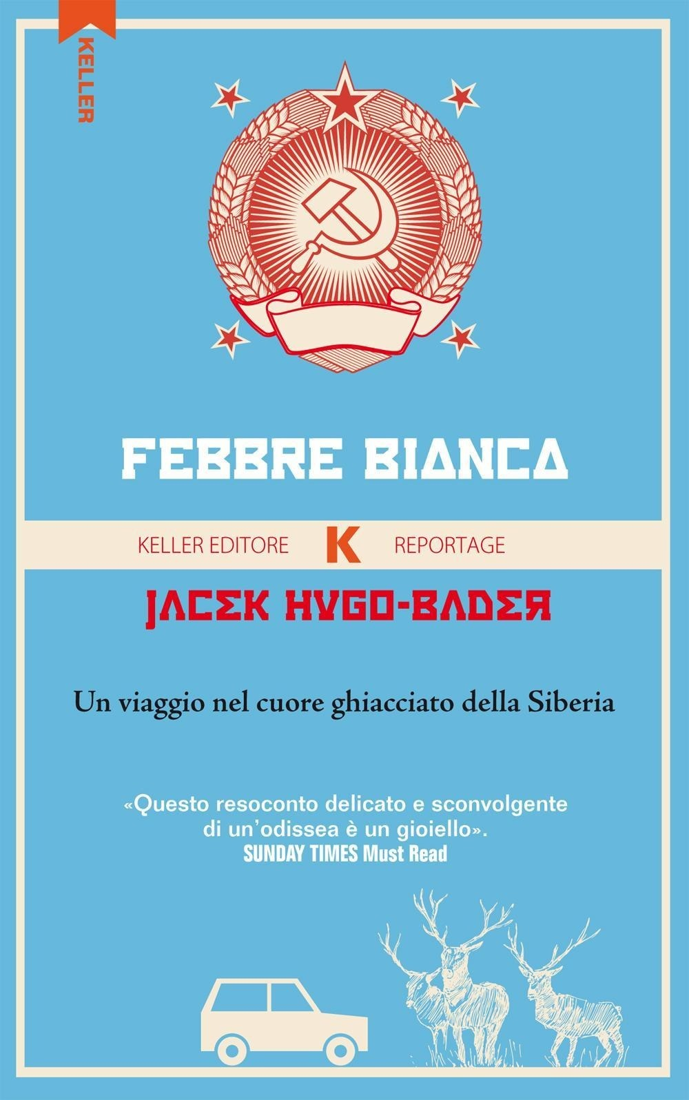 Recensione di Febbre Bianca – J. Hugo-Bader