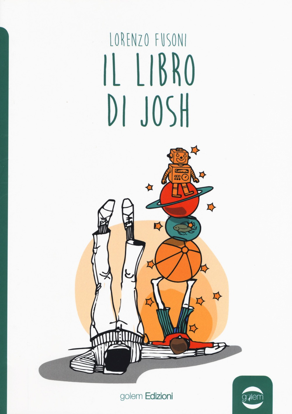 Recensione di Il Libro Di Josh – Lorenzo Fusoni