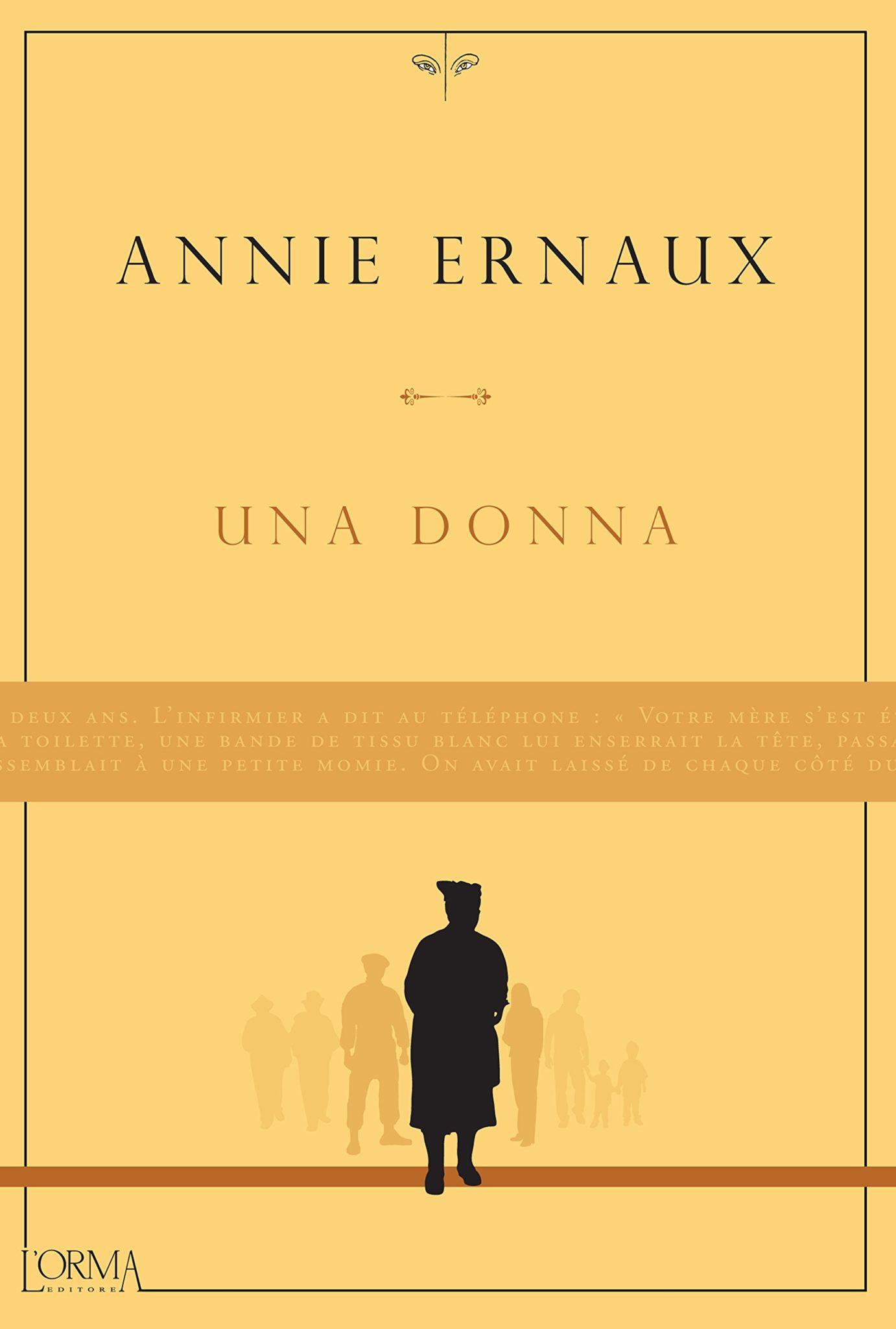 Recensione di Una Donna – Annie Ernaux