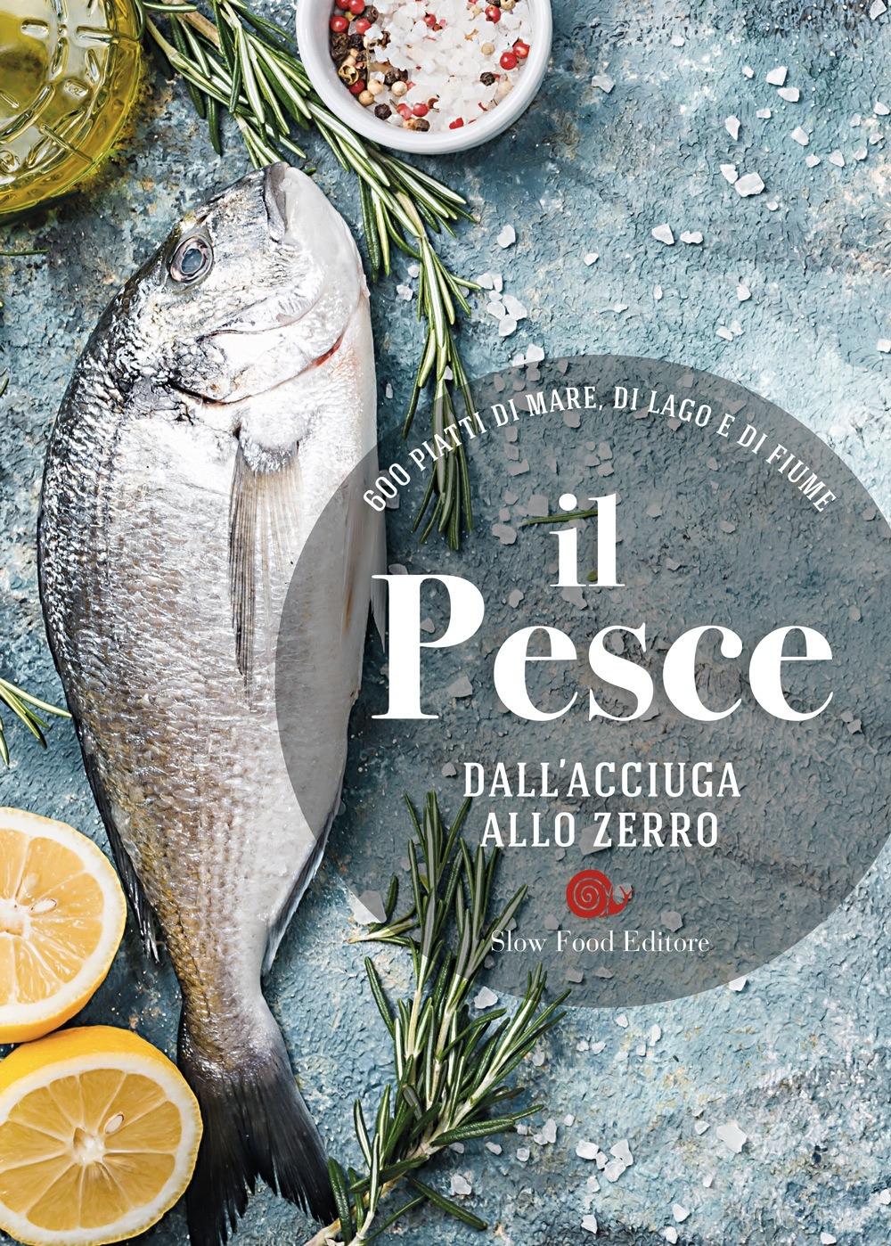 Recensione di Il Pesce – Slow Food Editore