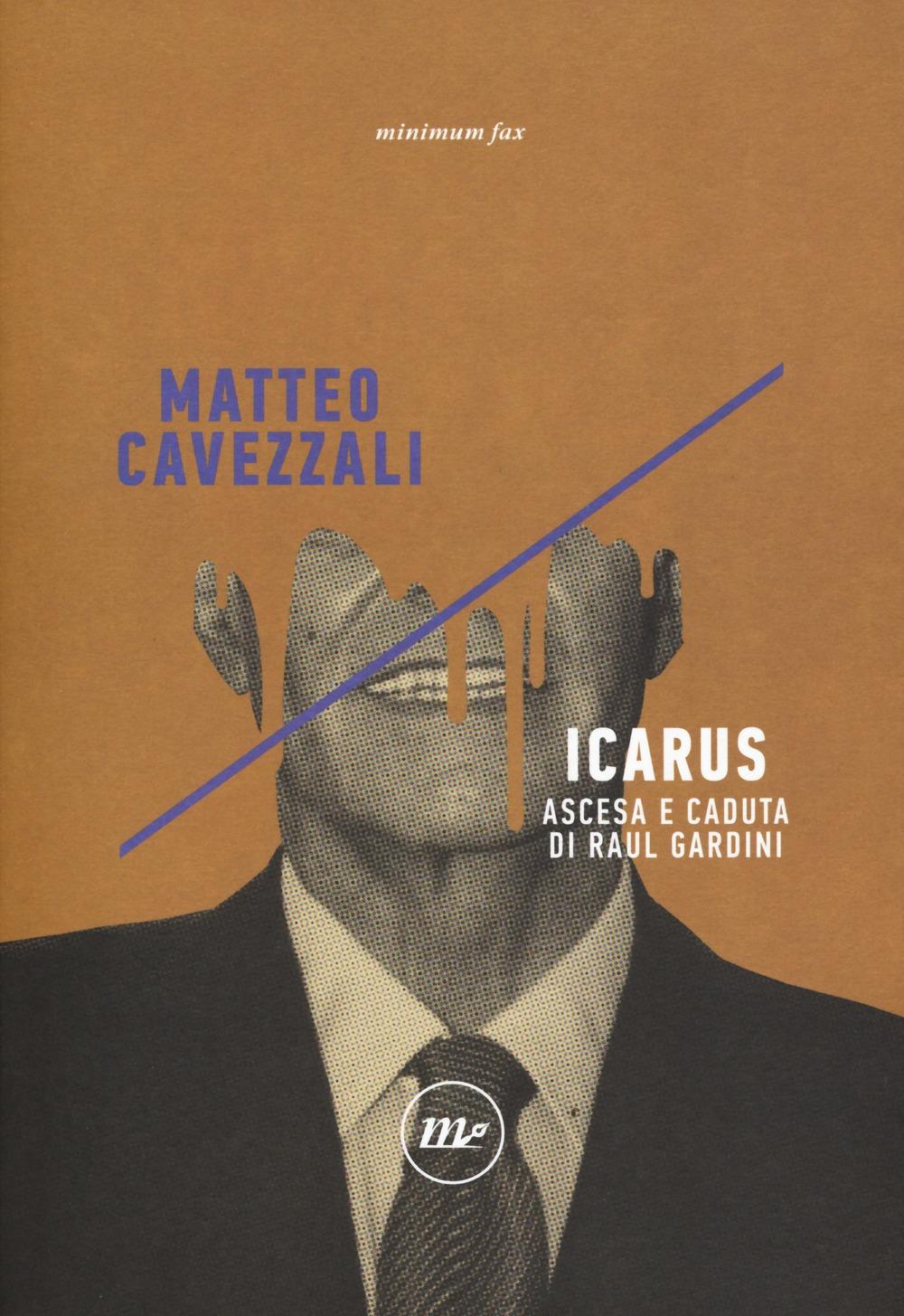 Recensione di Icarus – Matteo Cavezzali