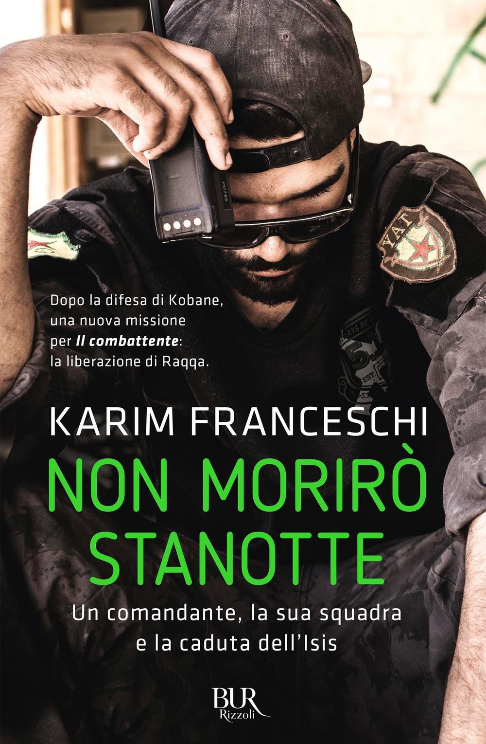 Recensione di Non Morirò Stanotte – Karim Franceschi