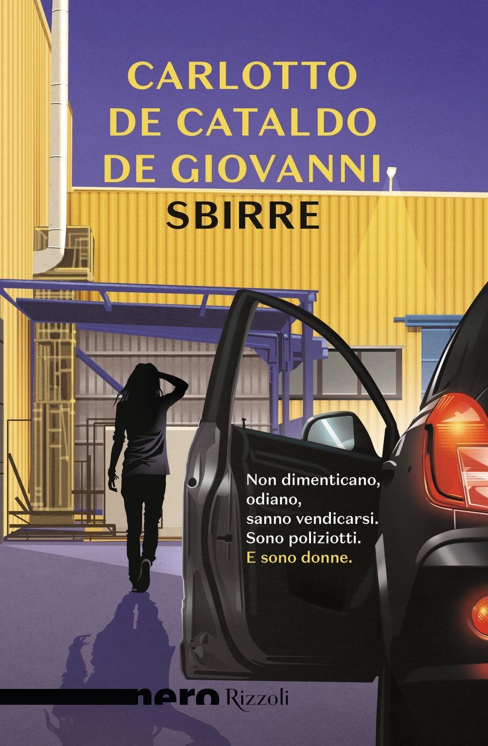 Recensione di Sbirre – Carlotto – De Cataldo – De Giovanni