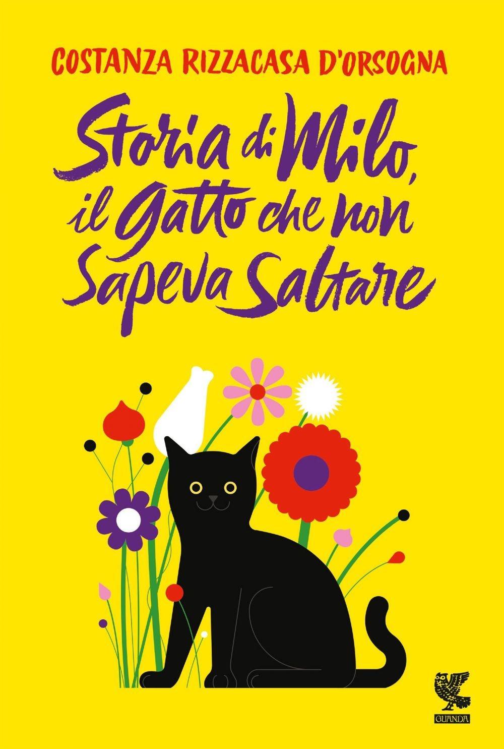Recensione di Storia di Milo, Il Gatto Che Non Sapeva Saltare – Costanza Rizzacasa D'Orsogna