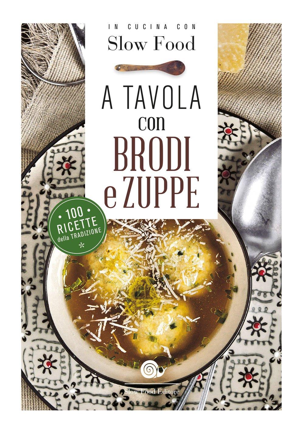 Recensione di A Tavola Con Brodi E Zuppe – Bianca Minerdo