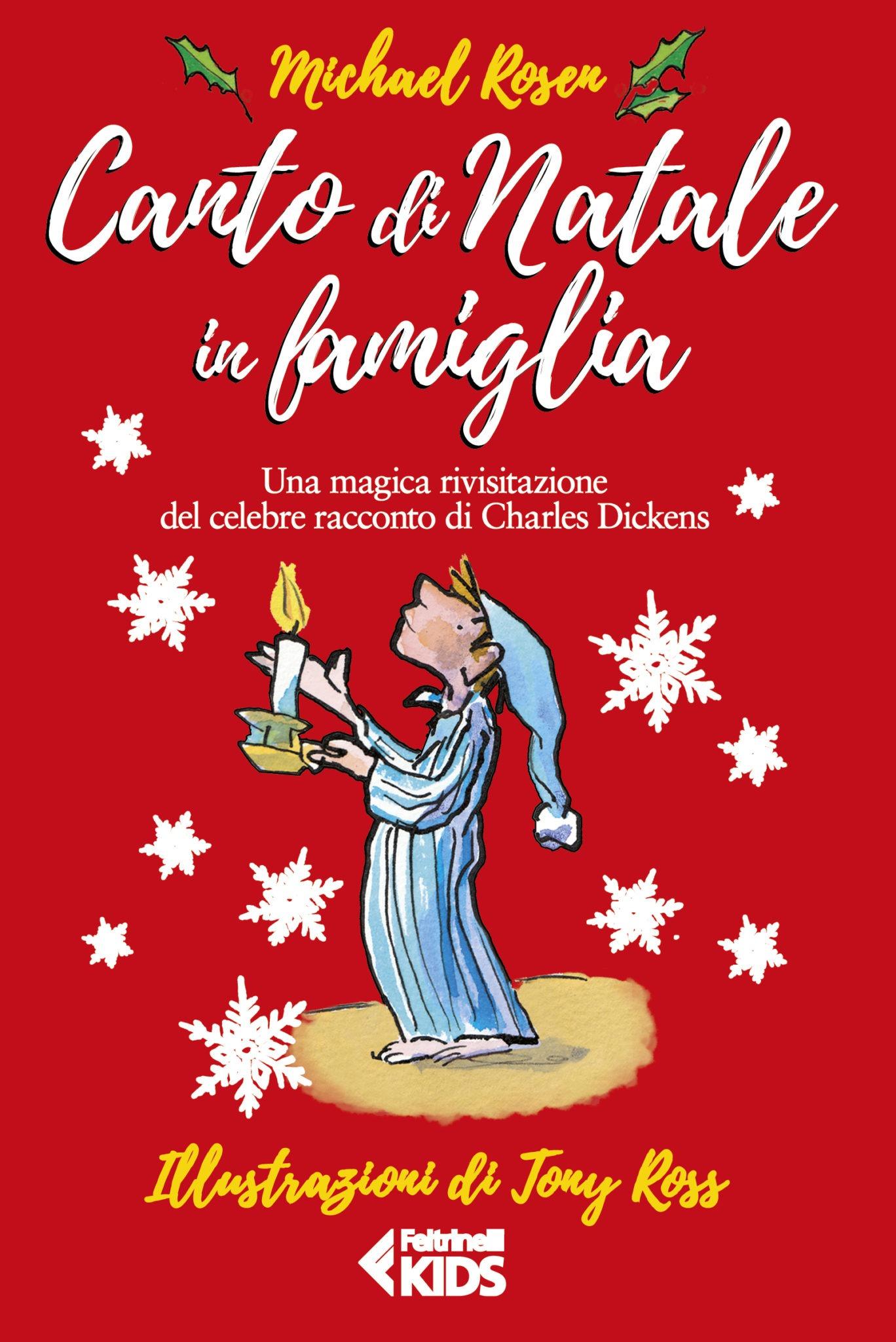 Recensione di Canto Di Natale In Famiglia – Michael Rosen
