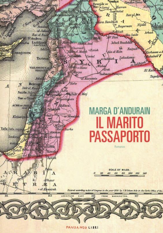 Recensione di Il Marito Passaporto – Marga d'Andurain