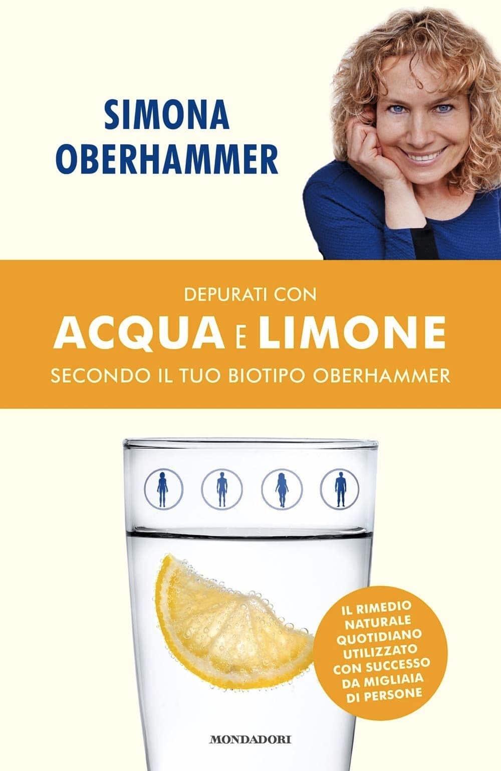 Recensione di Depurati Con Acqua E Limone – Simona Oberhammer