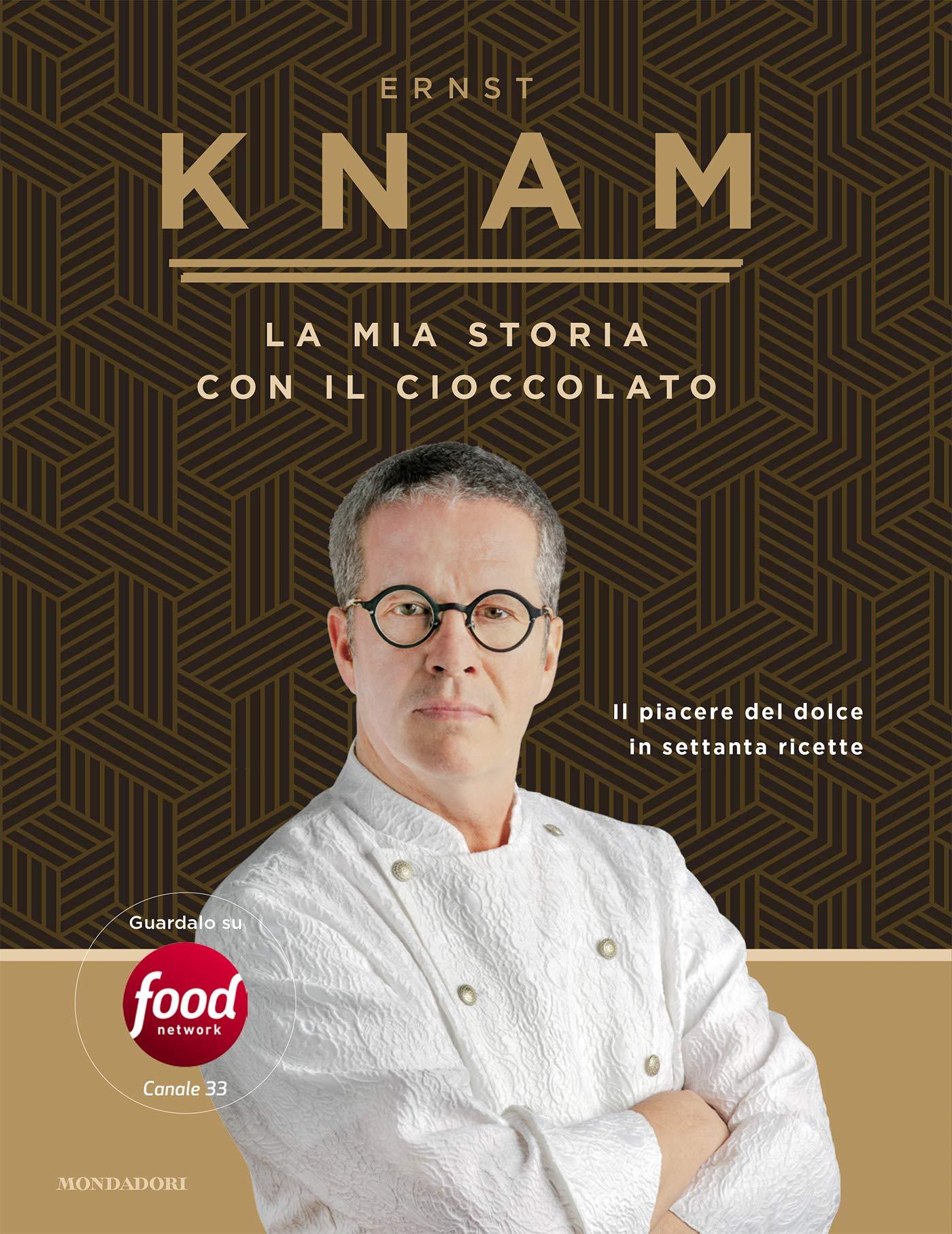 Recensione di La Mia Storia Con Il Cioccolato – Ernst Knam