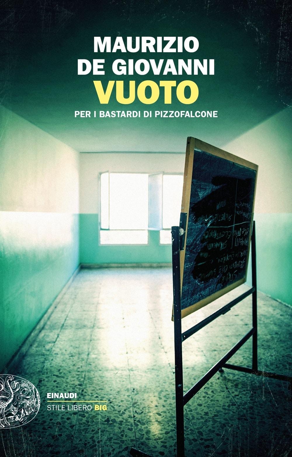 Recensione di Vuoto -Maurizio De Giovanni