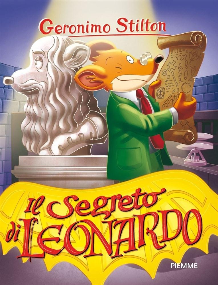 Recensione di Il Segreto Di Leonardo – Geronimo Stilton