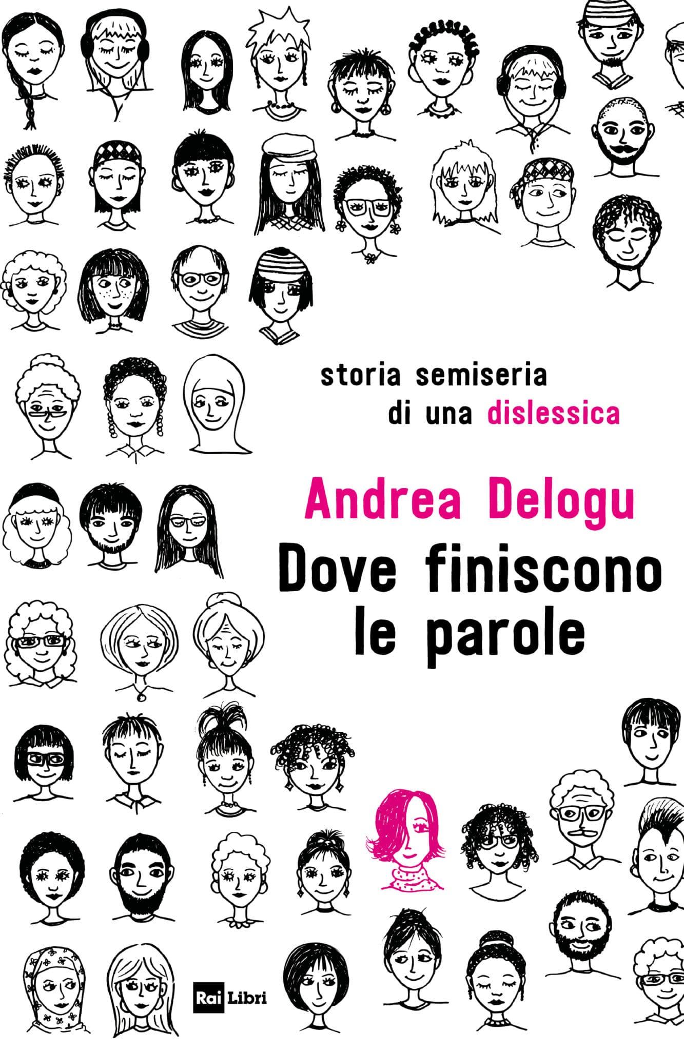 Recensione di Dove Finiscono Le Parole – Andrea Delogu