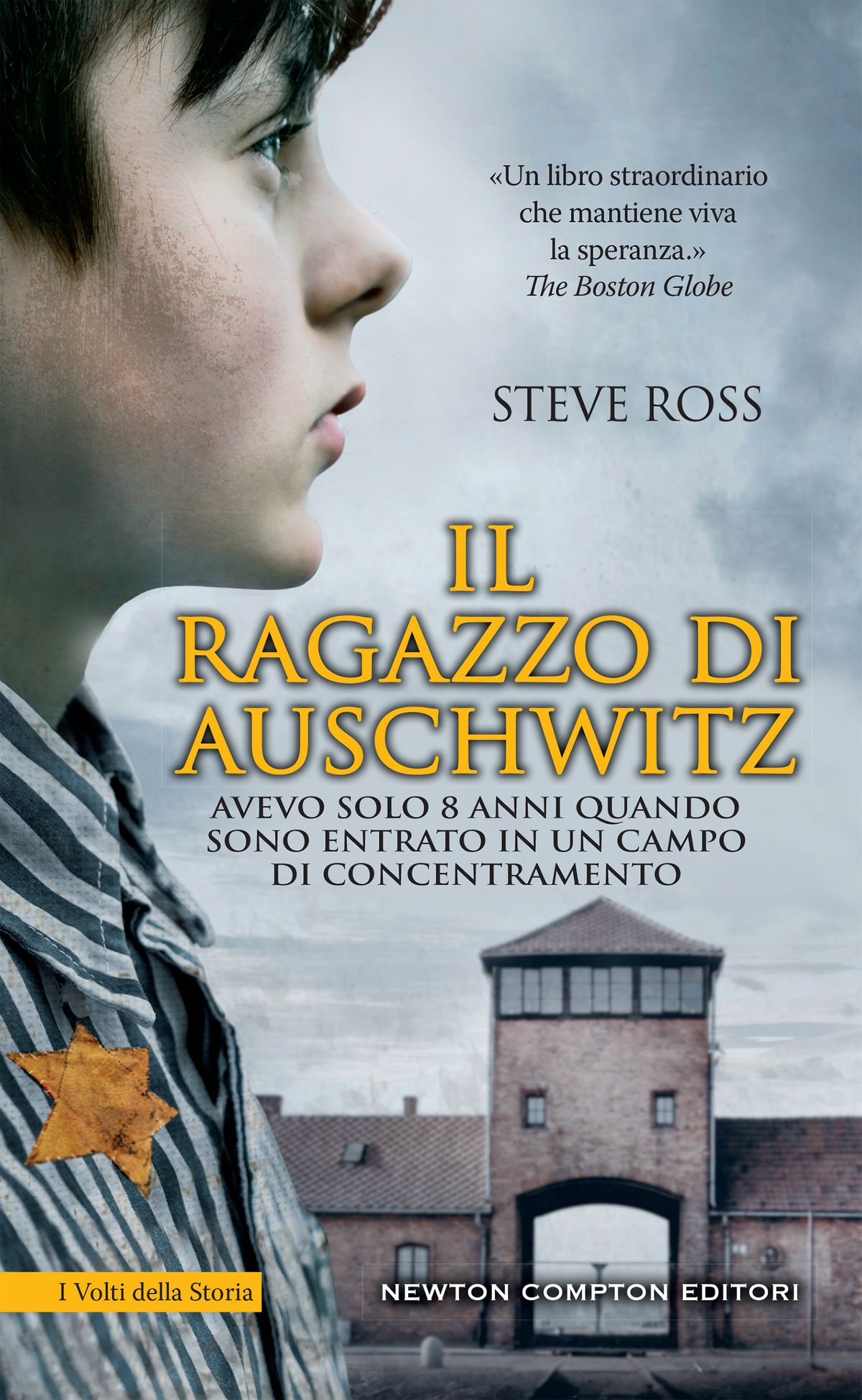 Recensione di Il Ragazzo Di Auschwitz – Steve Ross