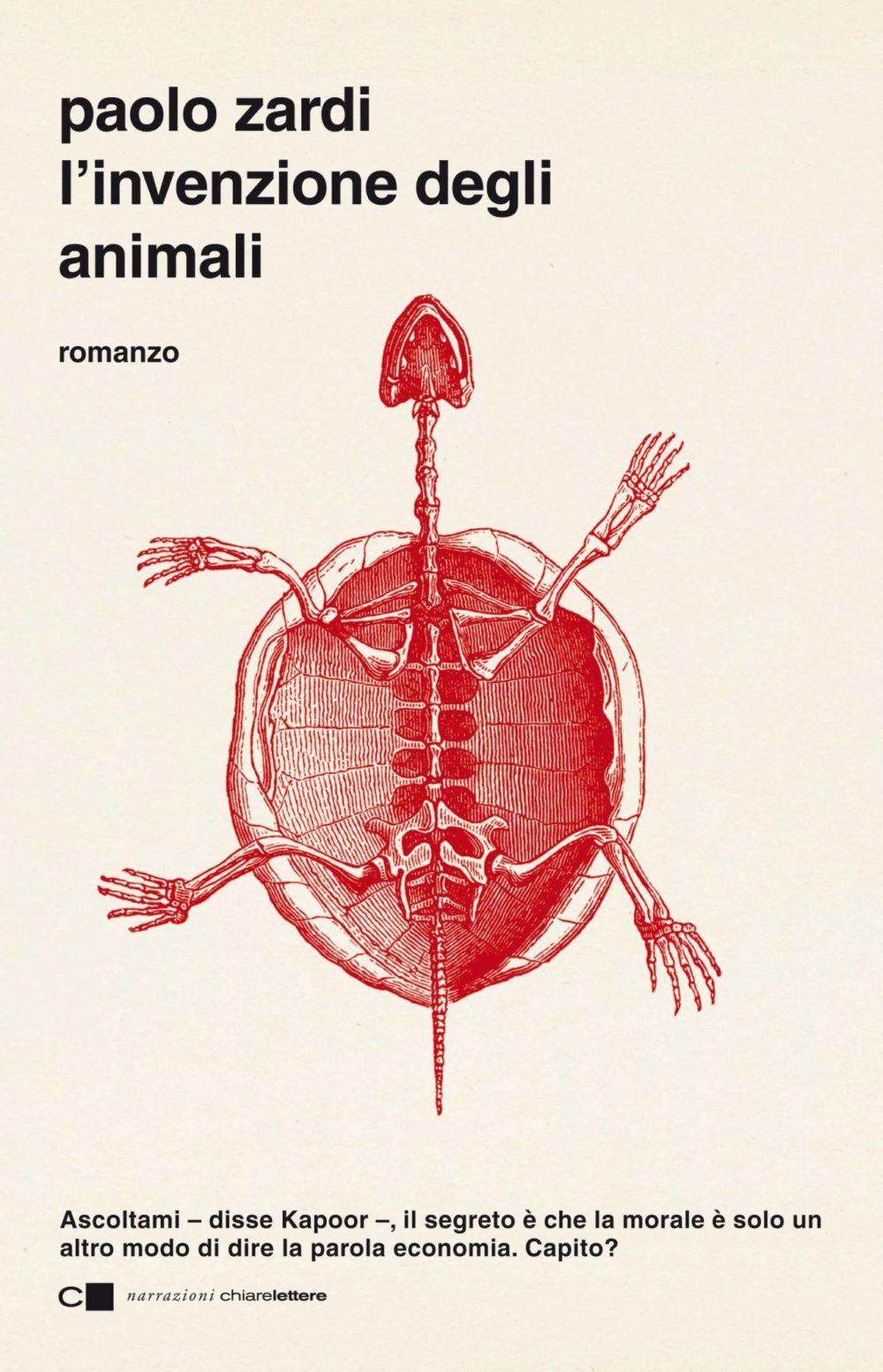 Recensione di L'Invenzione Degli Animali – Paolo Zardi