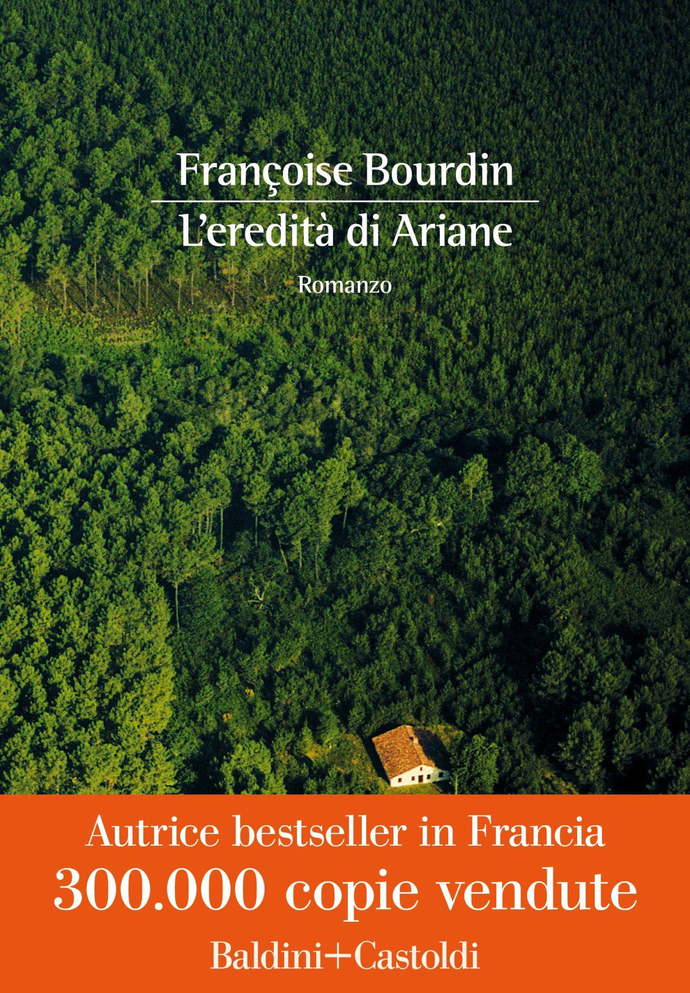 Recensione di L'Eredità Di Ariane – Francoise Bourdin