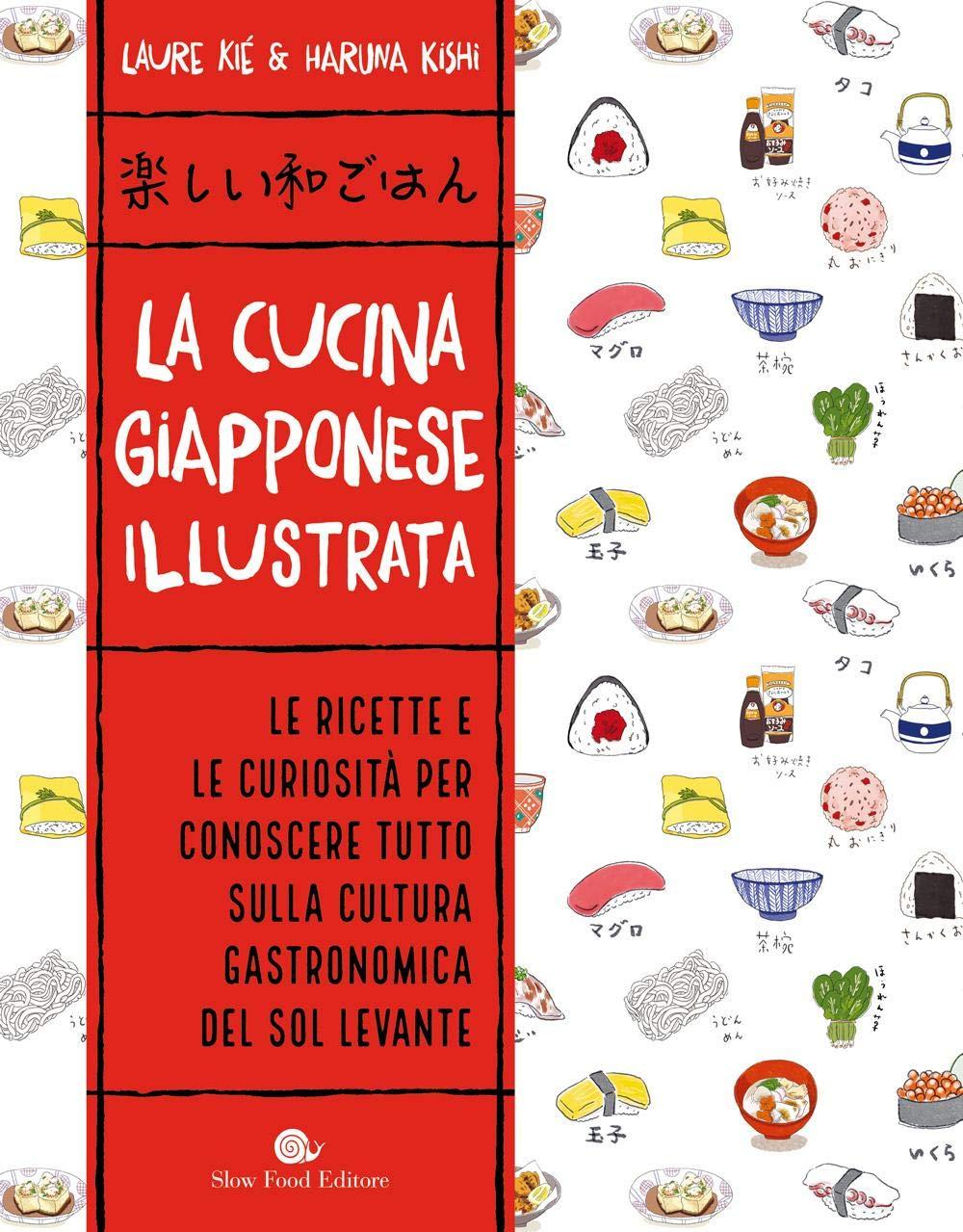 Recensione di La Cucina Giapponese Illustrata – L. Kié – H. Kishi