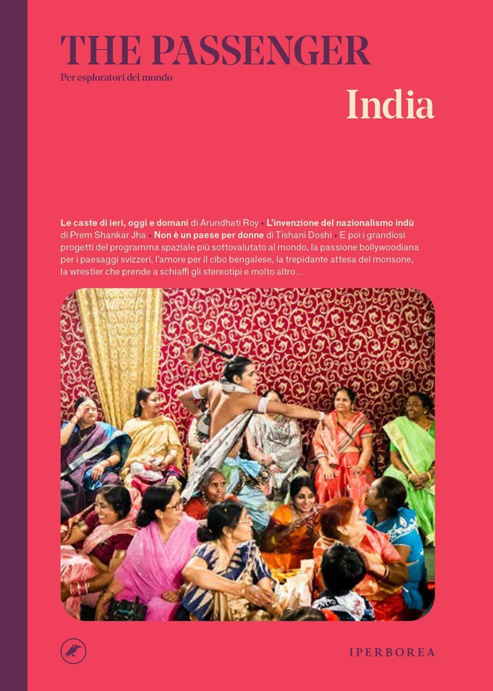 Recensione di The Passenger India – AA VV