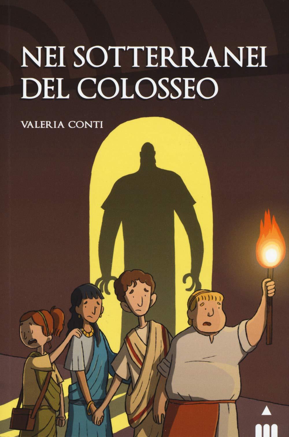 Recensione di Nei Sotterranei Del Colosseo – Valeria Conti