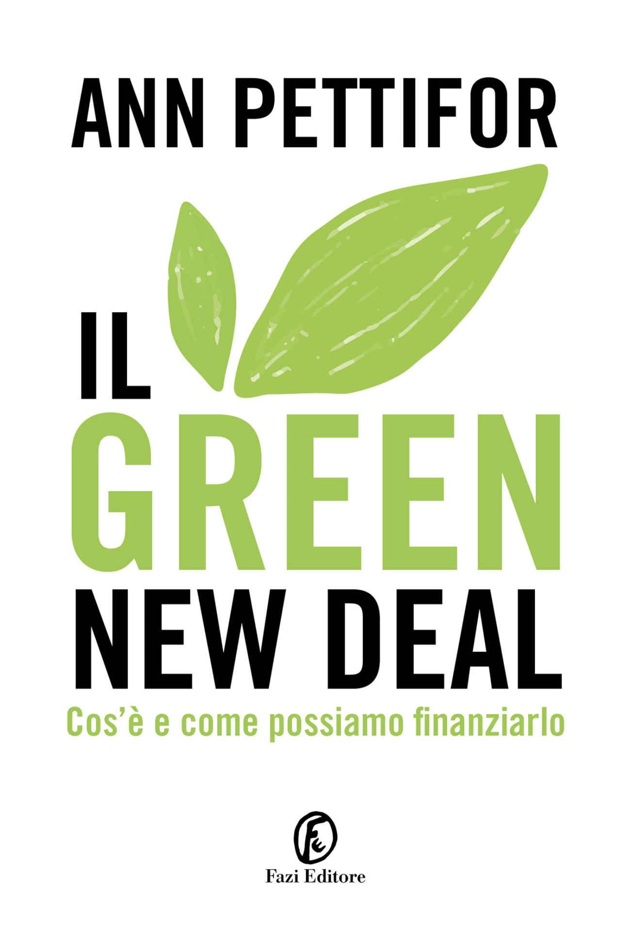 Recensione di Il Green New Deal – Ann Pettifor