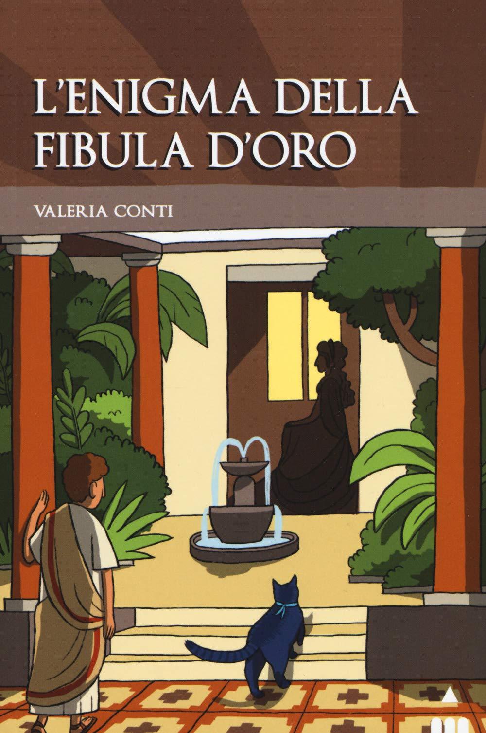 Recensione di L'Enigma Della Fibula D'Oro – Valeria Conti