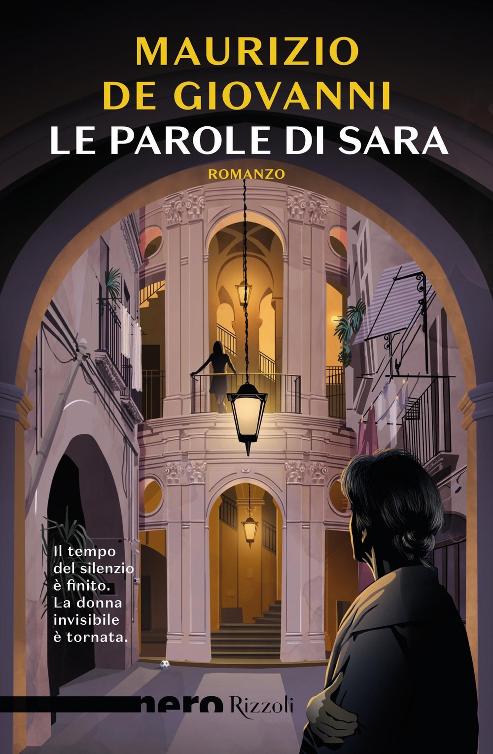 Recensione di Le Parole di Sara – Maurizio De Giovanni