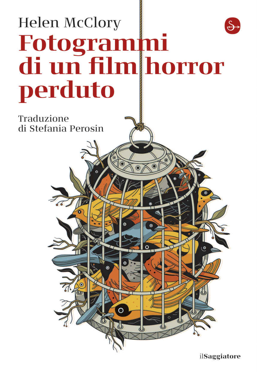Recensione di Fotogrammi Di Un Film Horror Perduto – Helen McClory