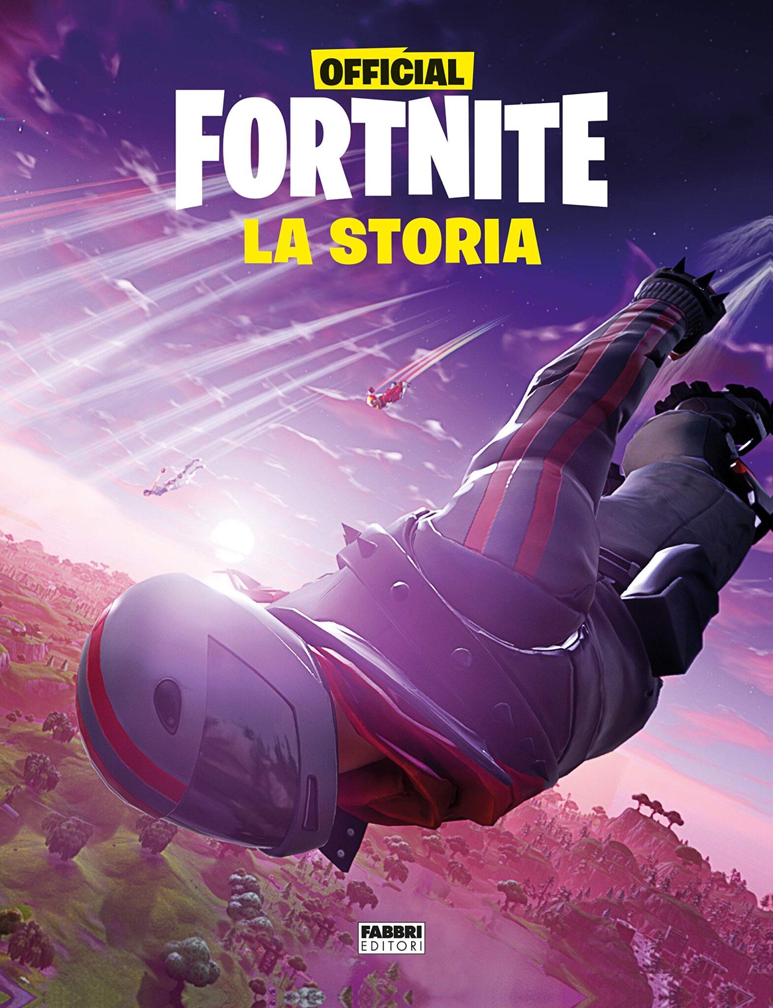 Recensione di Official Fortnite. La Storia – AA VV