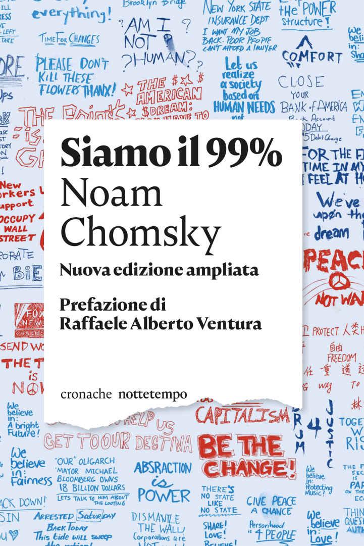 Recensione di Siamo Il 99% – Noam Chomsky