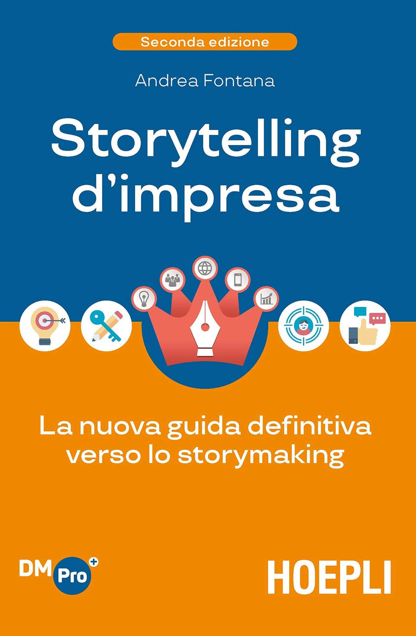 Recensione di Storytelling D'Impresa – Andrea Fontana