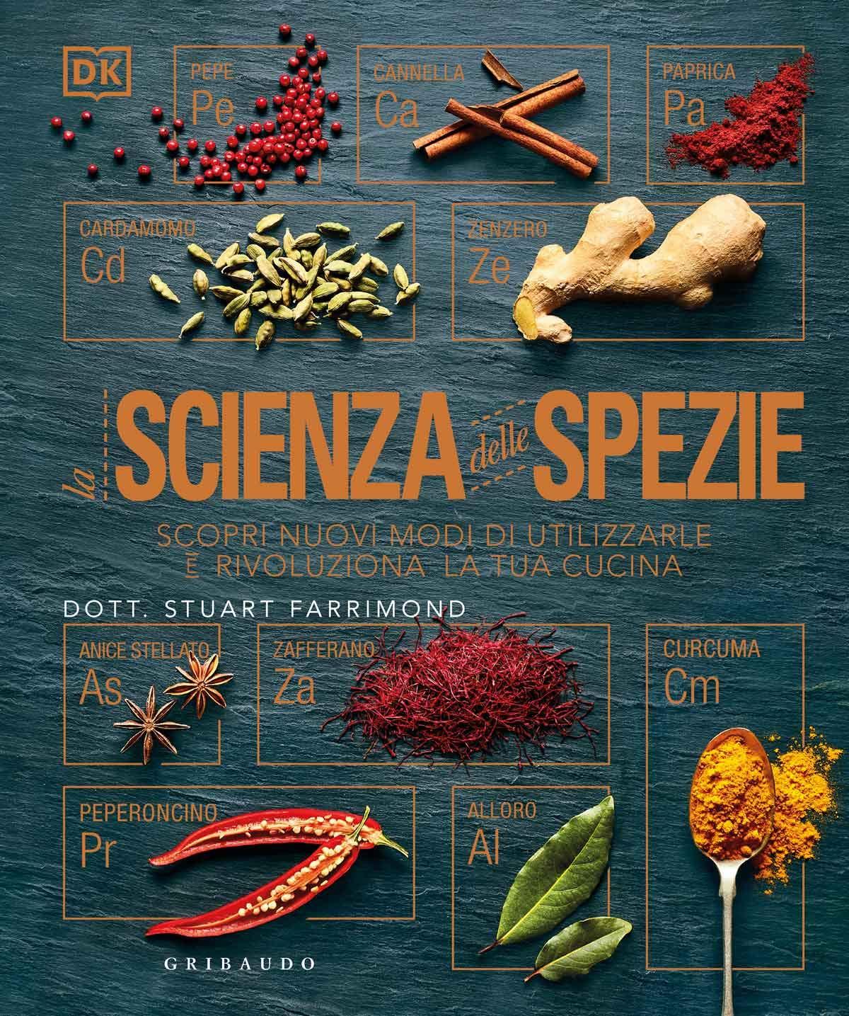 Recensione di La Scienza Delle Spezie – Stuart Farrimond