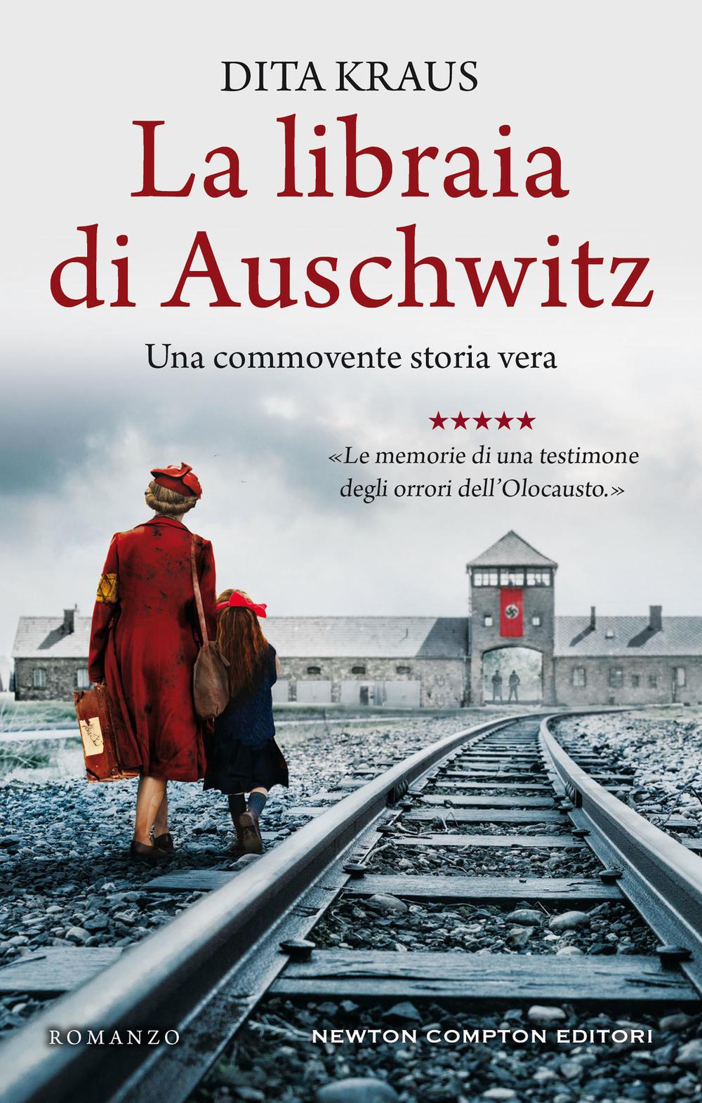 Recensione di La Libraia Di Auschwitz – Dita Kraus