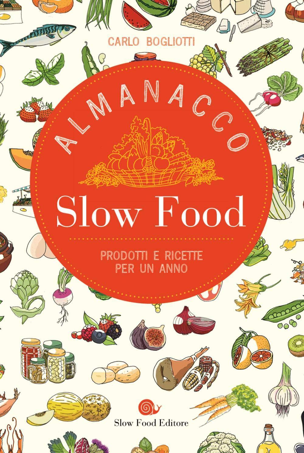 Recensione di Almanacco Slow Food – Carlo Bogliotti