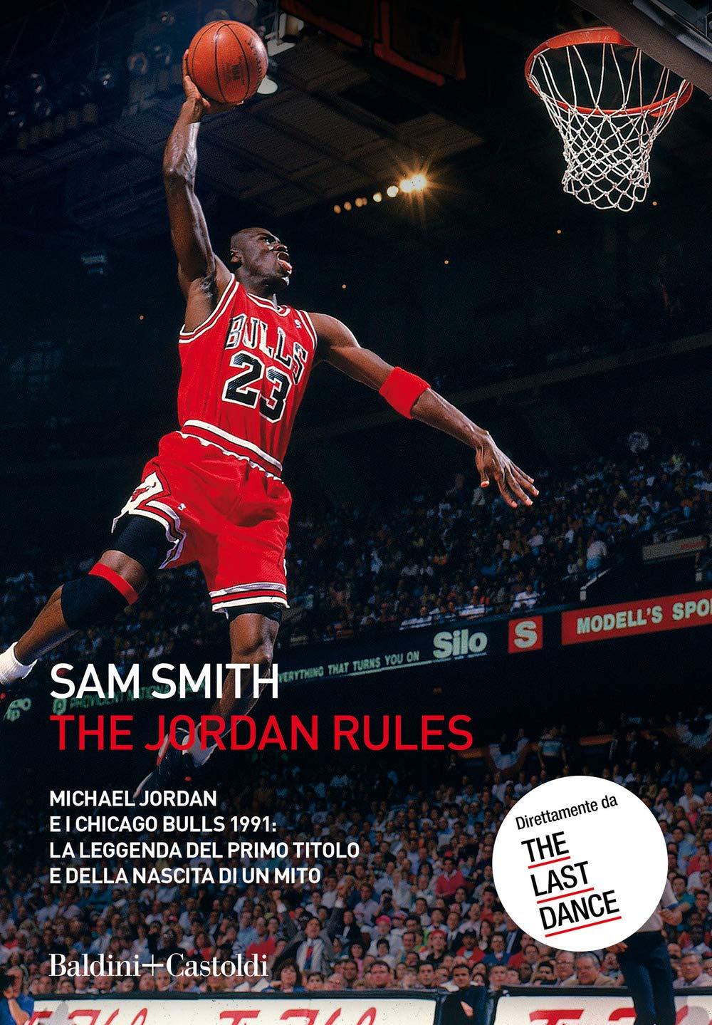 Recensione di The Jordan Rules – Sam Smith