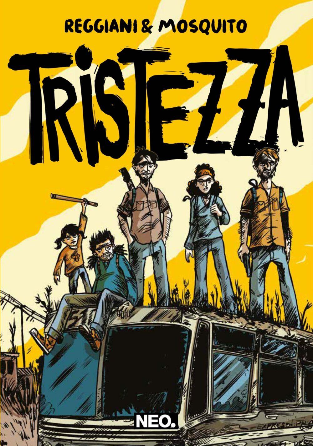 Recensione di Tristezza – Reggiani & Mosquito
