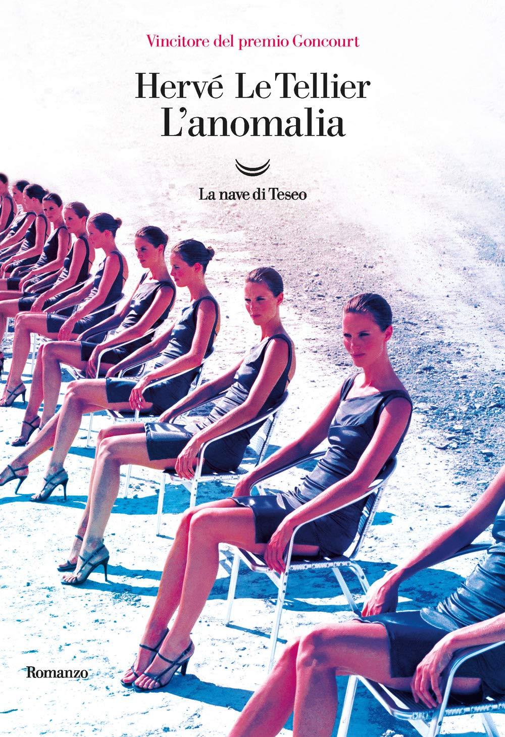 Recensione di L'Anomalia – Hervé Le Tellier