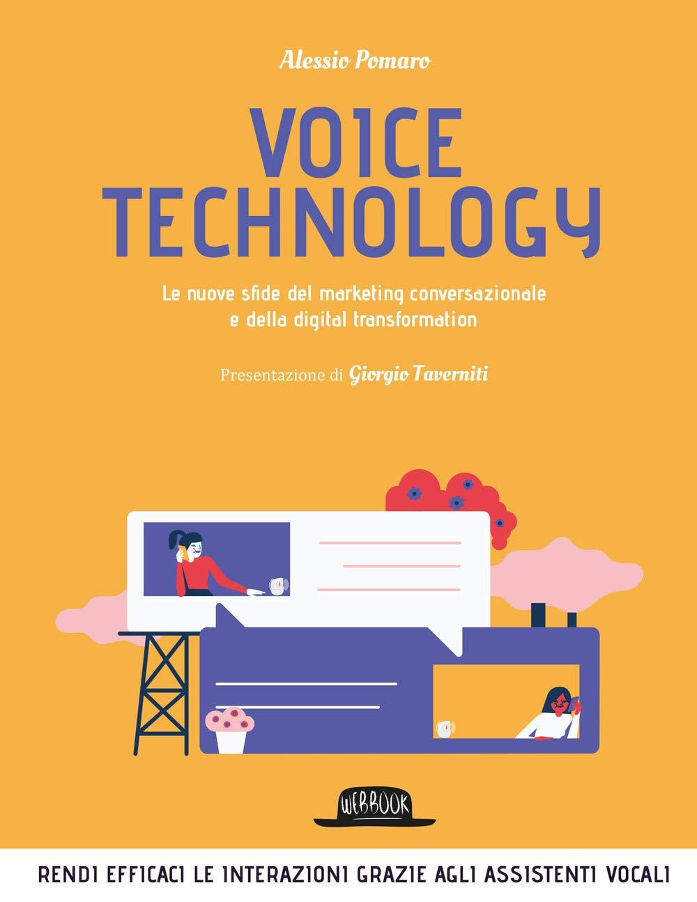 Recensione di Voice Technology – Alessio Pomaro