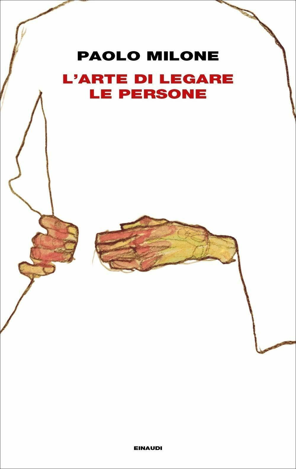 Recensione di L' Arte Di Legare Le Persone – Paolo Milone