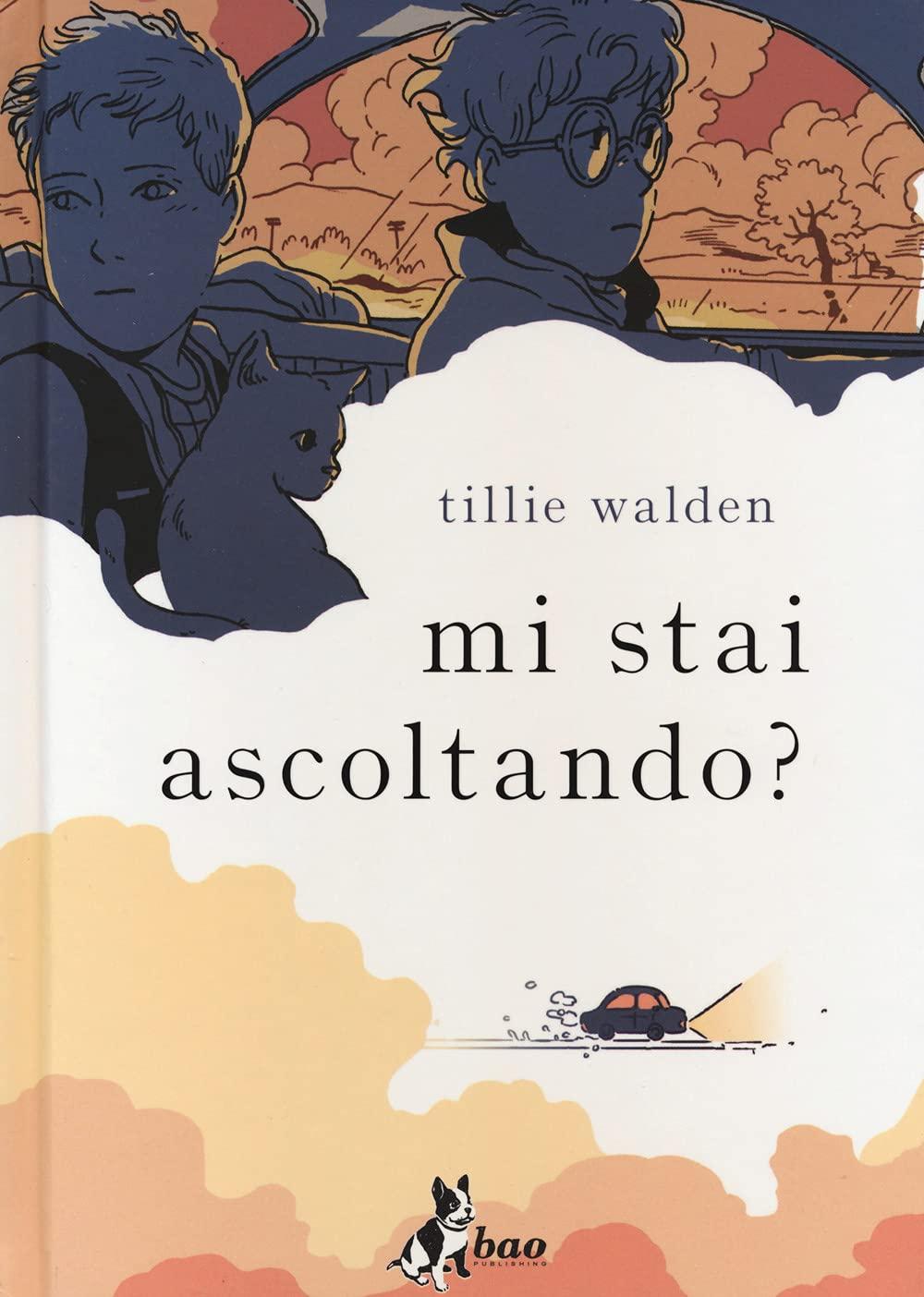 Recensione di Mi Stai Ascoltando? – Tillie Walden.