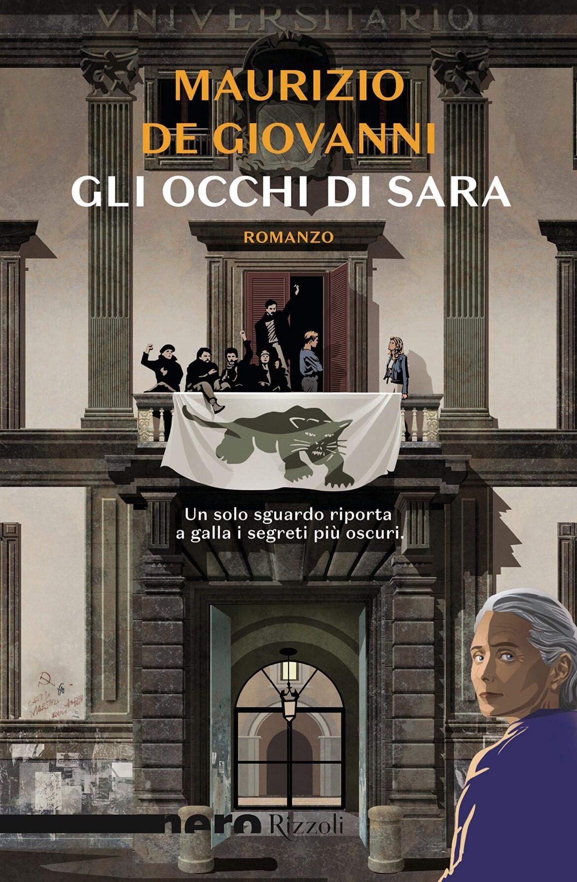 Recensione di Gli Occhi Di Sara – Maurizio De Giovanni
