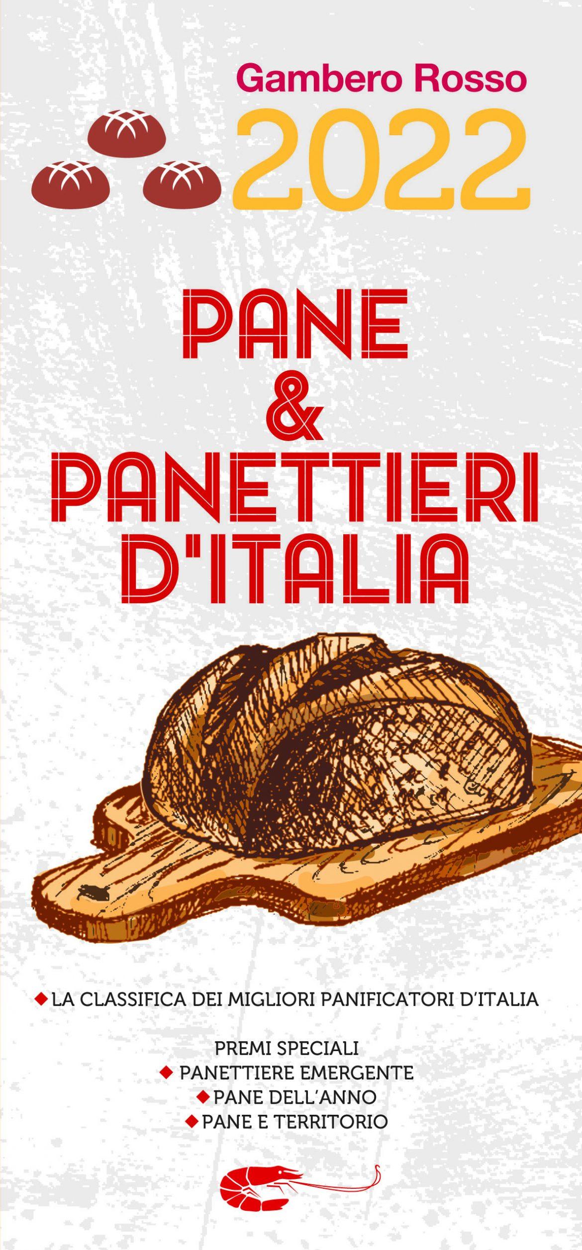 Recensione di Pane & Panettieri D'Italia 2022 – Gambero Rosso