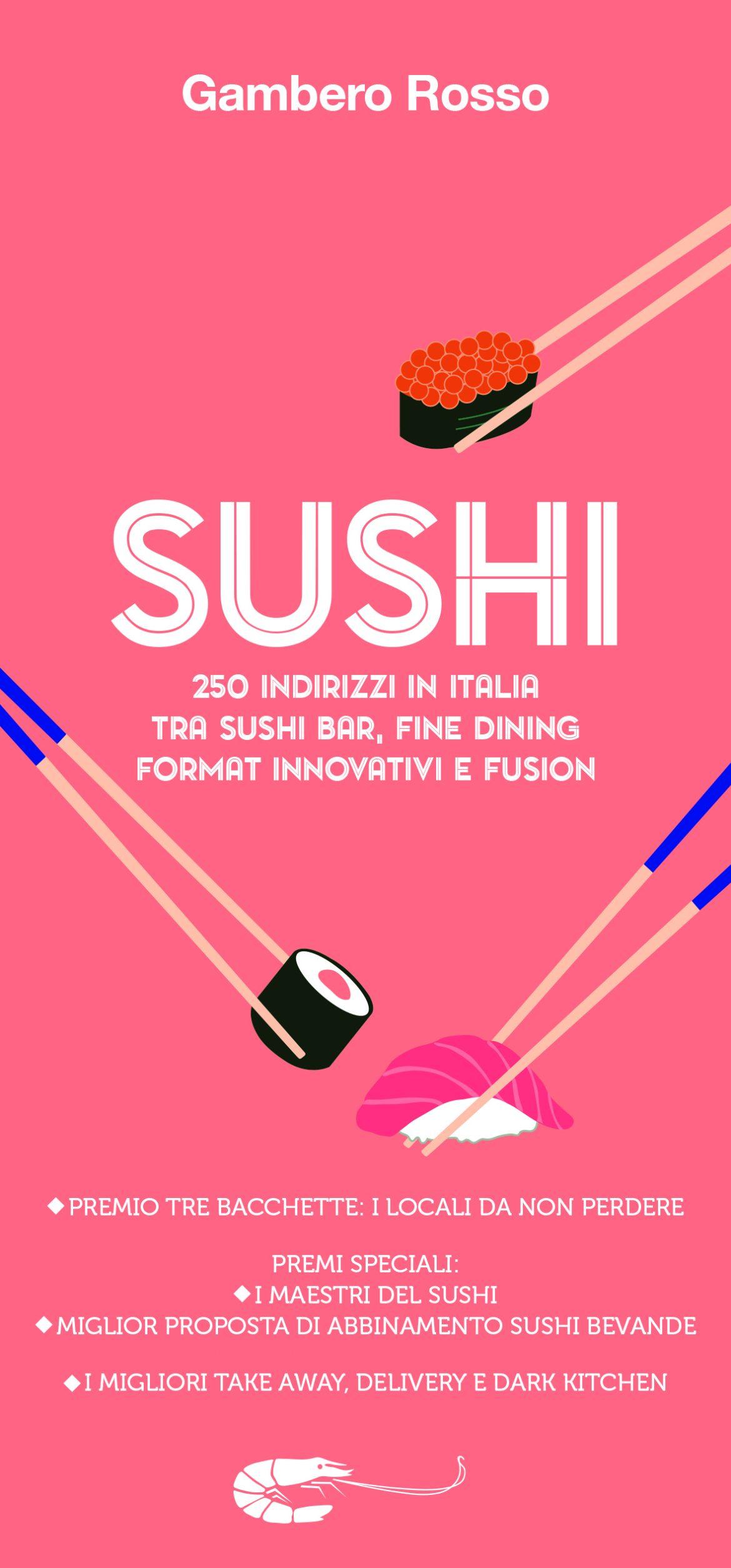 Recensione di Sushi – Gambero Rosso