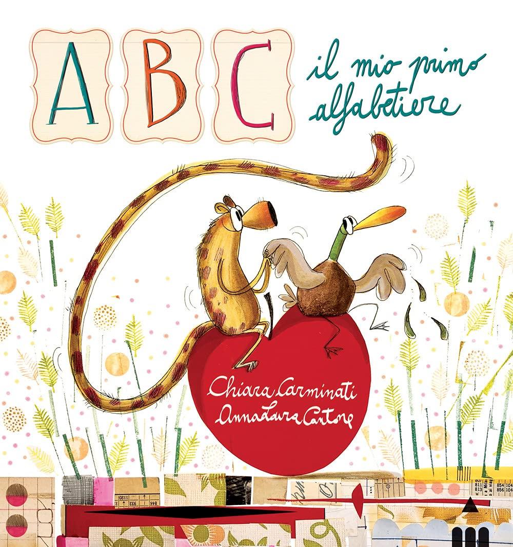Recensione di ABC Il Mio Primo Alfabetiere – C. Carminati – A. Cantone