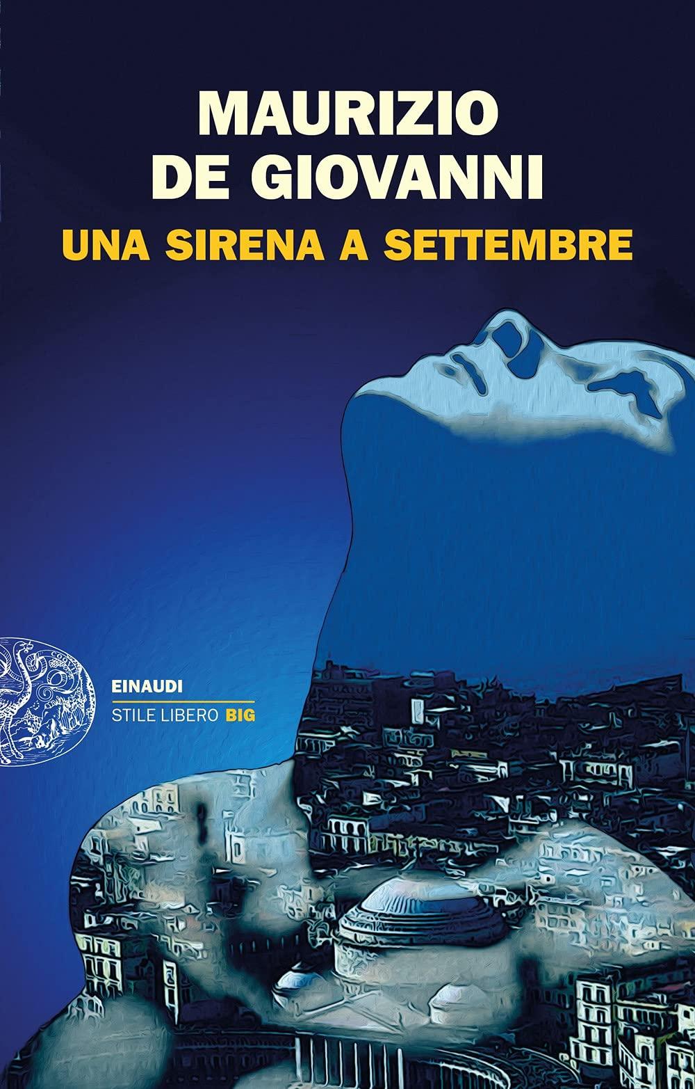 Recensione di Una Sirena A Settembre – Maurizio de Giovanni